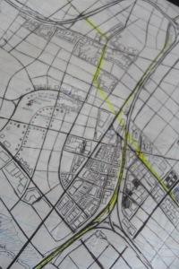 The original Bridgetown Sprawl as of November 1993