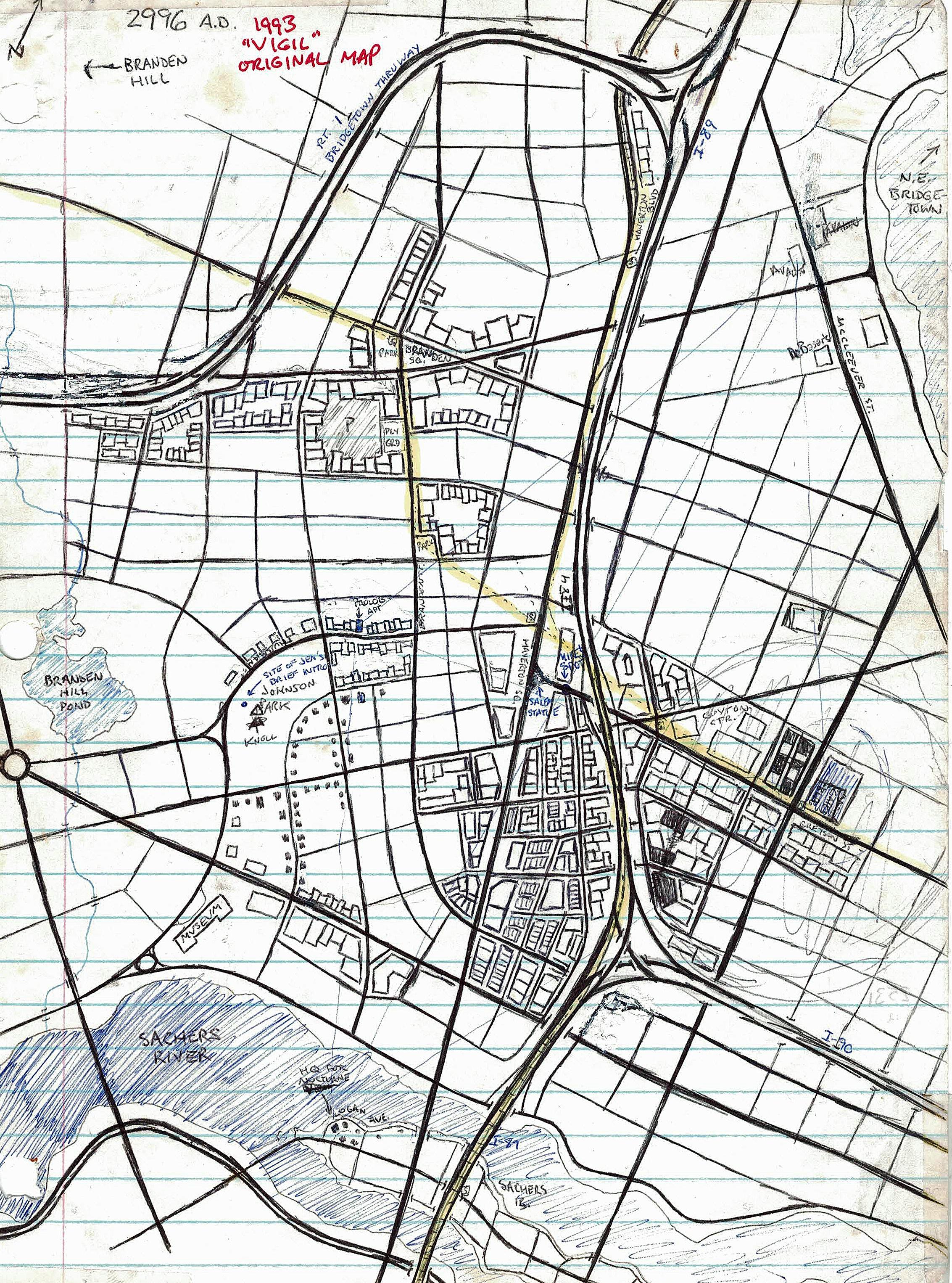 Bridgetown Central 1993