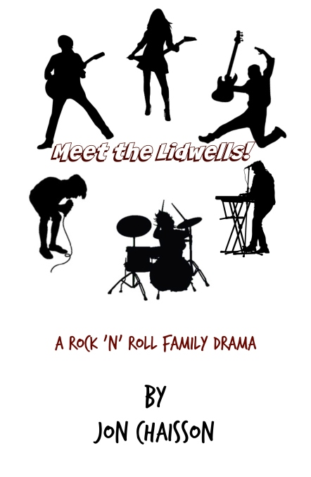 Meet the Lidwells Cover B